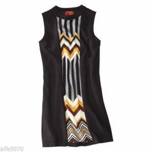 Missoni for Target sleeveless sweater dress